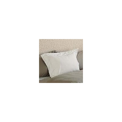 Pillowcase Color: Pale Yellow, Size: Standard / Queen