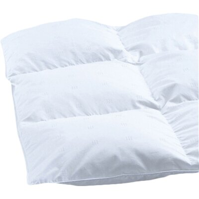 Montpellier Lightweight Down Comforter Size: King