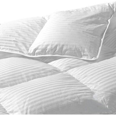 Limousin Heavyweight Down Comforter Size: Twin
