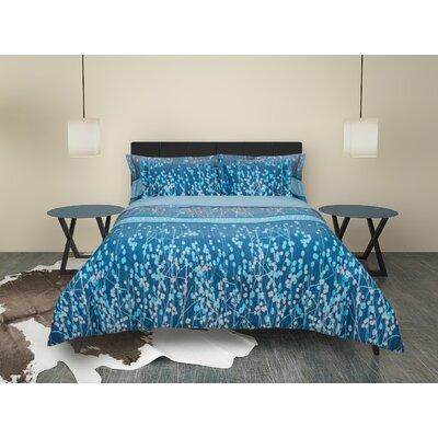 Blue Night Duvet Cover Set K17-09-DS-T