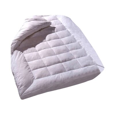 Down Touch � Feather Bed Size: Queen