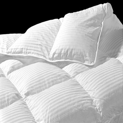 Santa Monica Heavyweight Down Duvet Insert Size: Twin (36 oz)