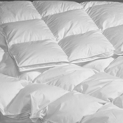 La Palma Heavyweight Down Duvet Insert Size: Queen (40 oz)
