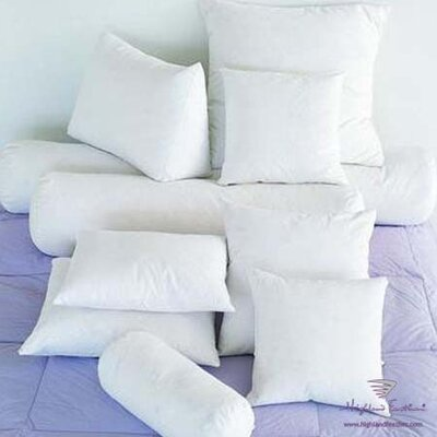 Goose - Level II 233TC Down Pillow Size: Cushion (22 oz)