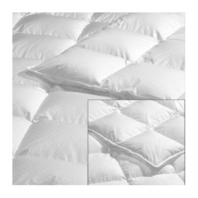 Down Duvet Fill Size: Twin (30 oz)