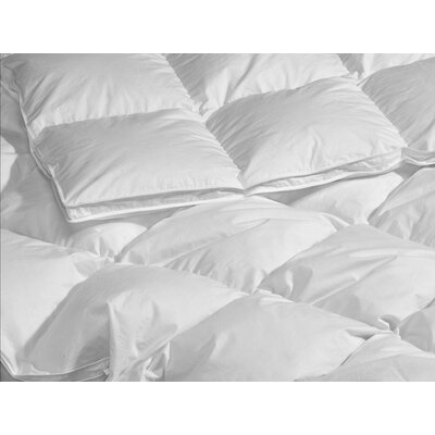 La Rochelle Heavyweight Down Comforter Size: Twin
