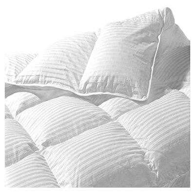 Santa Monica Lightweight Down Duvet Insert Size: Twin (20 oz)