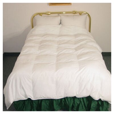 Down Alternative Duvet Insert Size: Full / Double