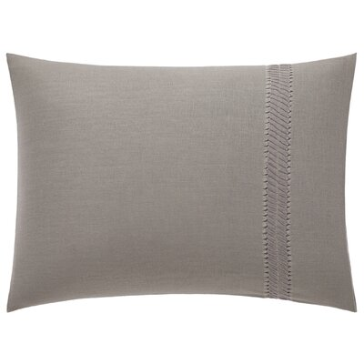 Winter Blossoms Rouched Edge Sateen Breakfast Pillow