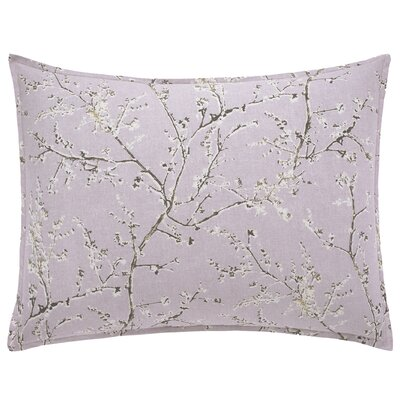 Winter Blossoms Sham Size: Standard