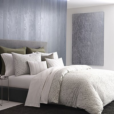 Dragonfly Duvet Cover Size: Full/Queen