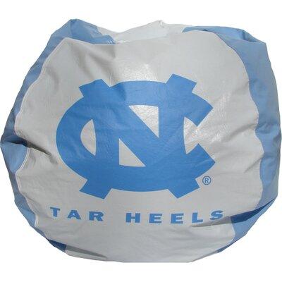 Bean Bag Chair NCAA Team: North Carolina