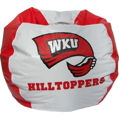 Bean Bag Chair NCAA Team: Western Kentucky
