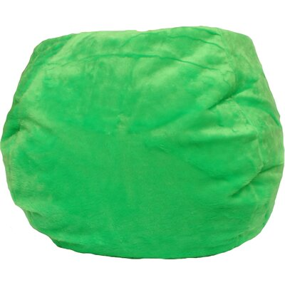 Bean Bag Chair Upholstery: Lime Green