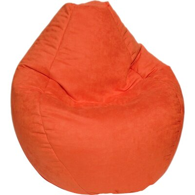 Bean Bag Chair Upholstery: Pumpkin