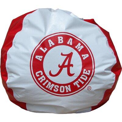 Bean Bag Chair NCAA Team: Alabama