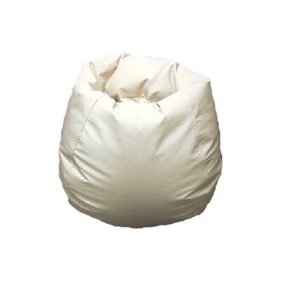 Bean Bag Chair Upholstery: Oyster