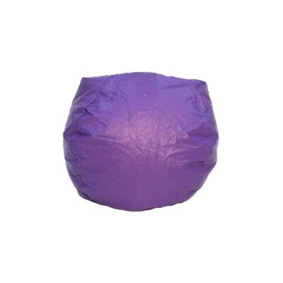 Bean Bag Chair Upholstery: Grape