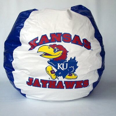 Bean Bag Chair NCAA Team: Kansas