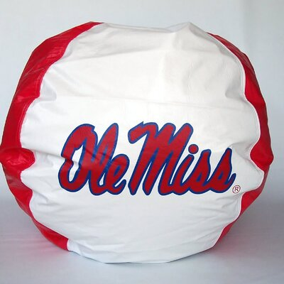 Bean Bag Chair NCAA Team: Ole Miss