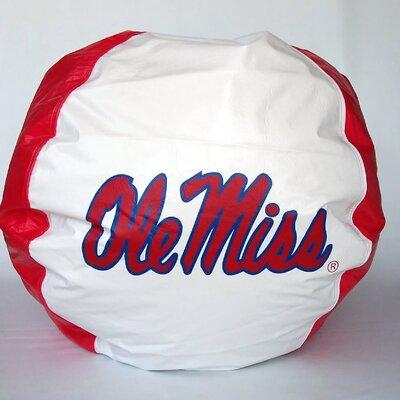 Bean Bag Chair NCAA Team: Ole Miss