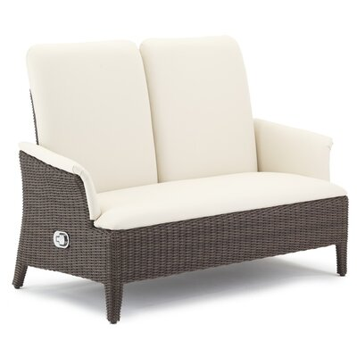 Bliss Loveseat with Cushions