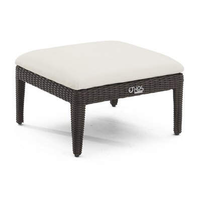 Bliss Ottoman with Cushion