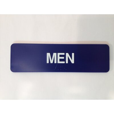 Mens Sign