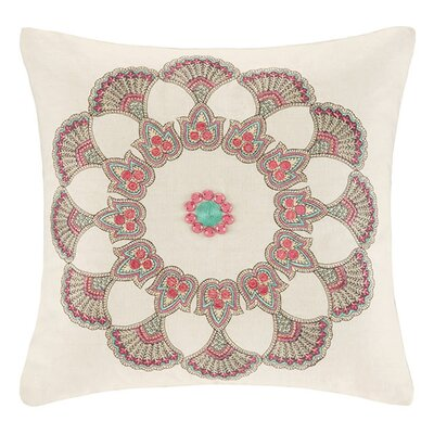 Guinevere Square Decorative Pillow 1
