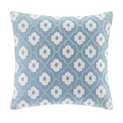 Kamala Cotton Throw Pillow