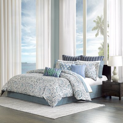 Kamala Comforter Set Size: California King