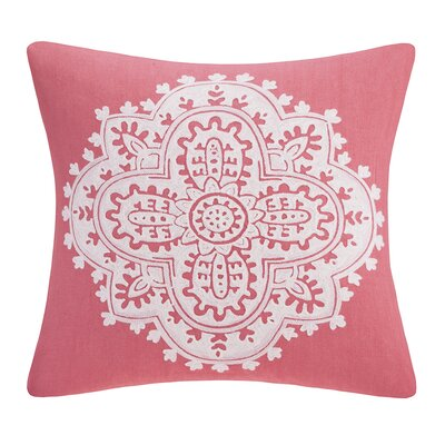 Bindi Cotton Throw Pillow