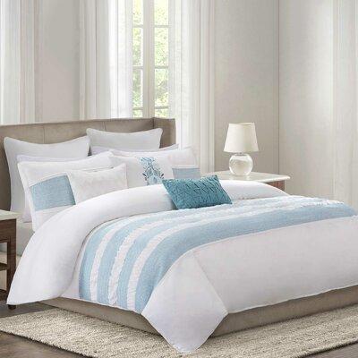 Crete Reversible Comforter Set