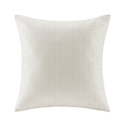 Juneau Square Cotton Throw Pillow