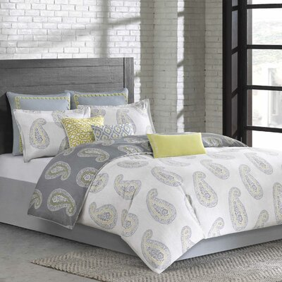 Madira Comforter Set Size: King