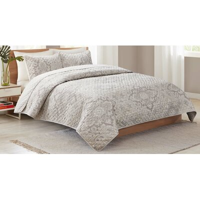 Odyssey 3 Piece Quilt Set Size: Full/Queen