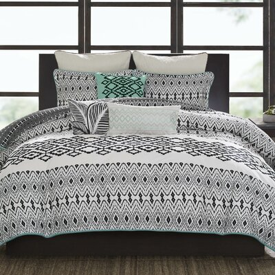 Kalea Duvet Cover Set Size: Twin
