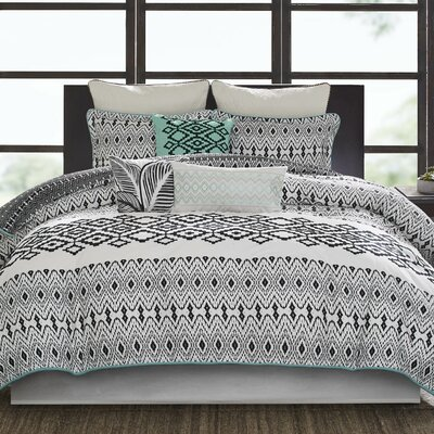 Kalea Comforter Set Size: California King