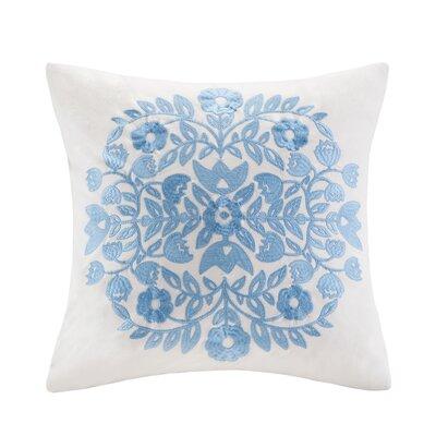 Paisley Cotton Throw Pillow