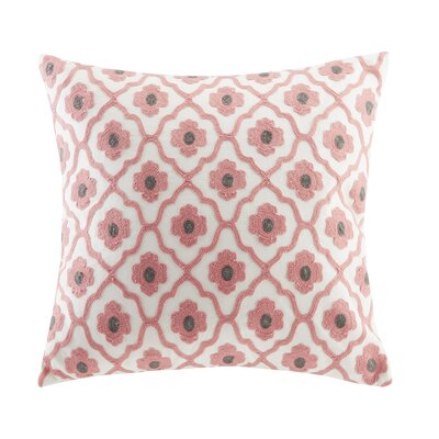 Sterling Square Cotton Throw Pillow