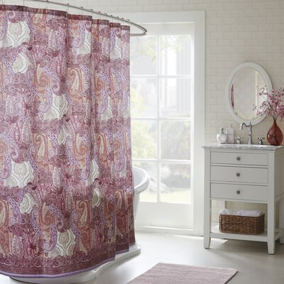 Florentina Cotton Shower Curtain