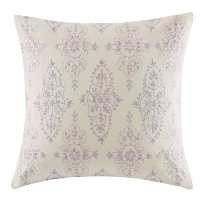 Florentina Square Cotton Throw Pillow
