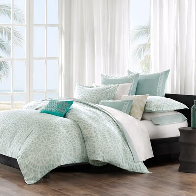 Mykonos Reversible Duvet Set Size: Full/Queen