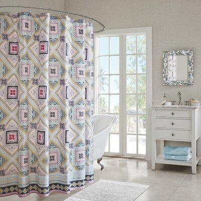 Ibiza Cotton Shower Curtain