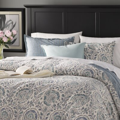 Kamala Reversible Duvet Set Size: King