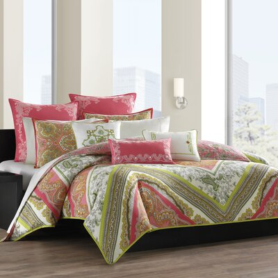 Gramercy Paisley Bedding Collection