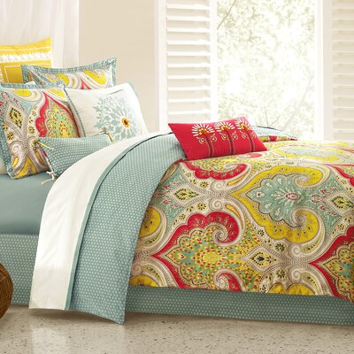 Jaipur Comforter Set Size: California King