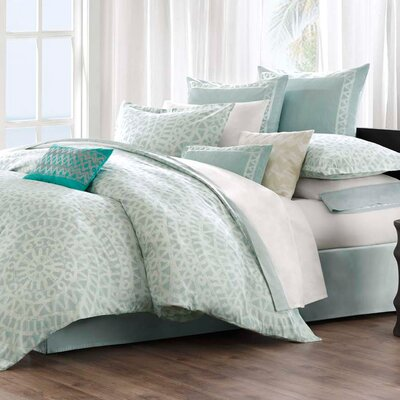 Mykonos Cotton Comforter Set Size: Full