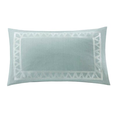 Mykonos Cotton Lumbar Pillow