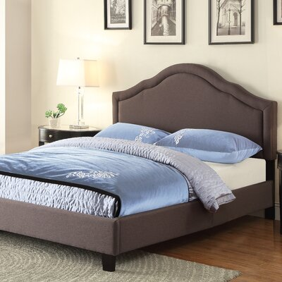 Hibner Queen Upholstered Panel Bed